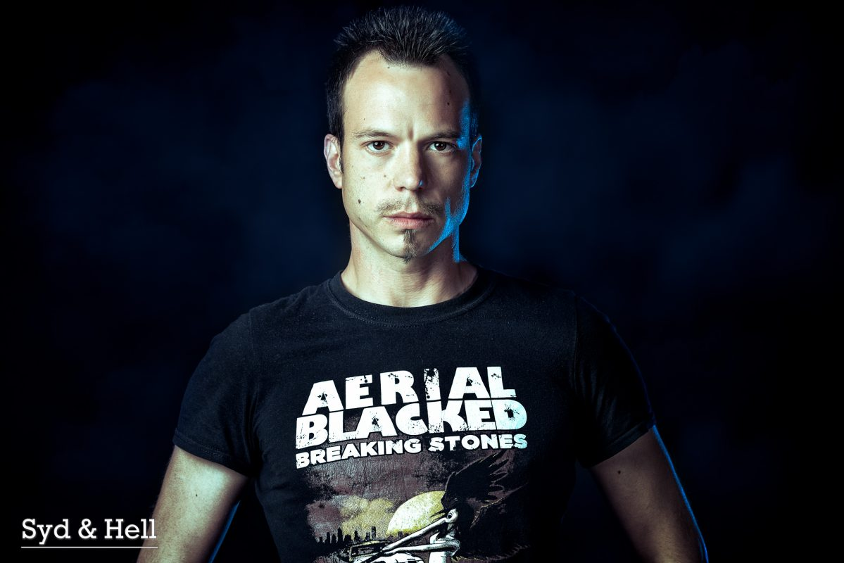 Aerial Blacked 2017