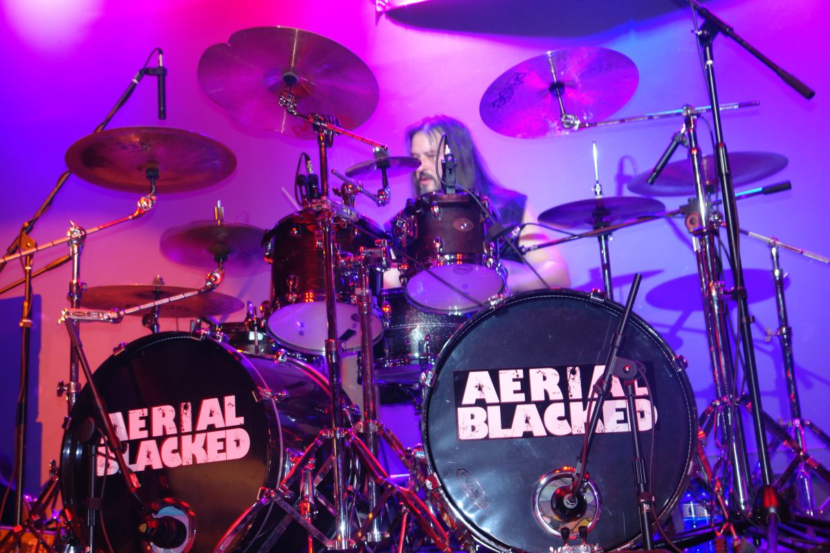 AERIAL BLACKED LIVE GALLERY