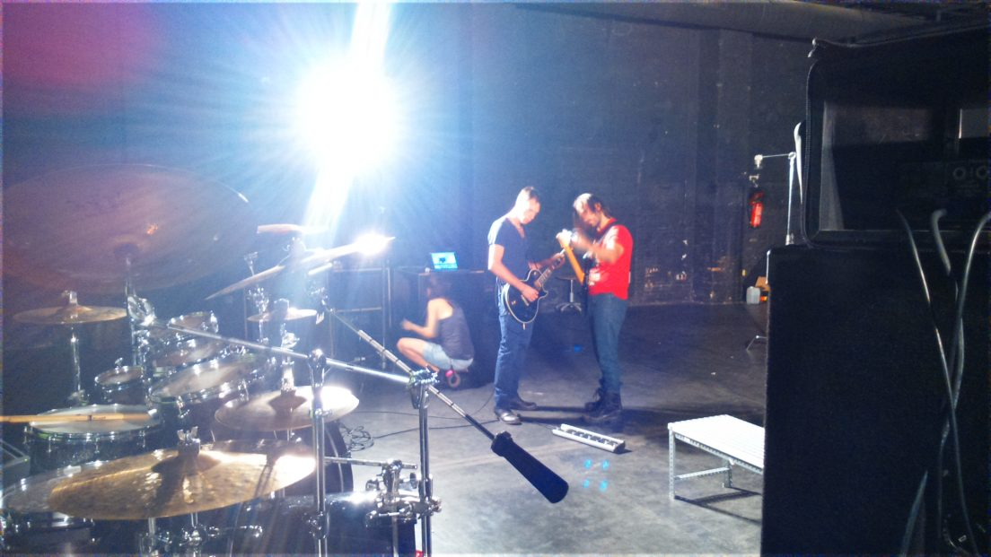 MAKING OFF The Radar (Video clip)